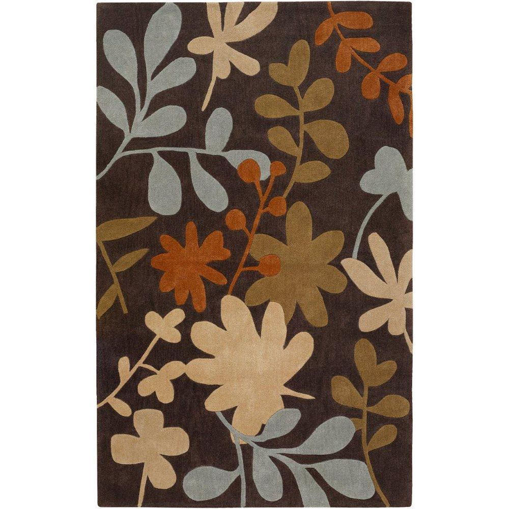Artistic Weavers Nailloux Brown 8 ft. x 11 ft. Rectangular Area Rug