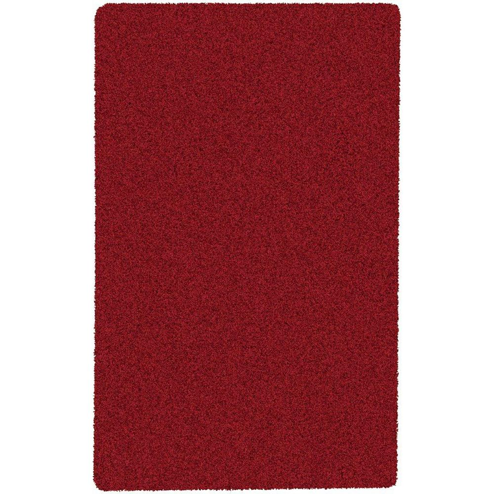 Artistic Weavers Nancray Red 3 ft. x 5 ft. Rectangular Area Rug