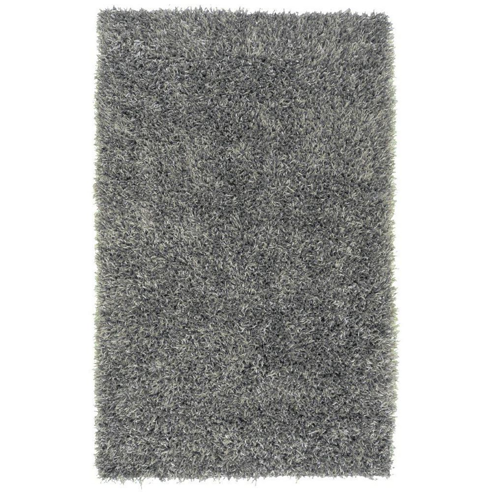 Artistic Weavers Kelowna Grey 5 ft. x 8 ft. Indoor Transitional Rectangular Area Rug