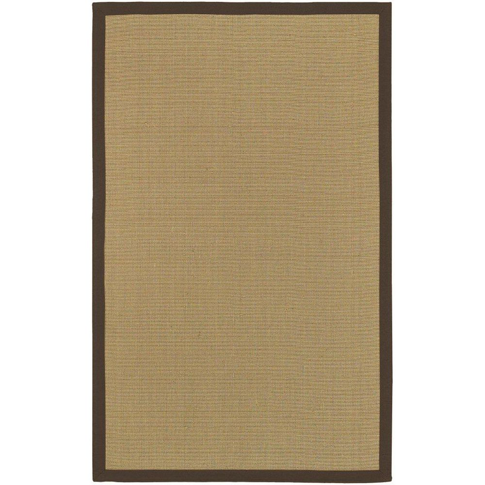 Artistic Weavers Carpette d'intérieur, 2 pi x 3 pi, style transitionnel, rectangulaire, havane Langford