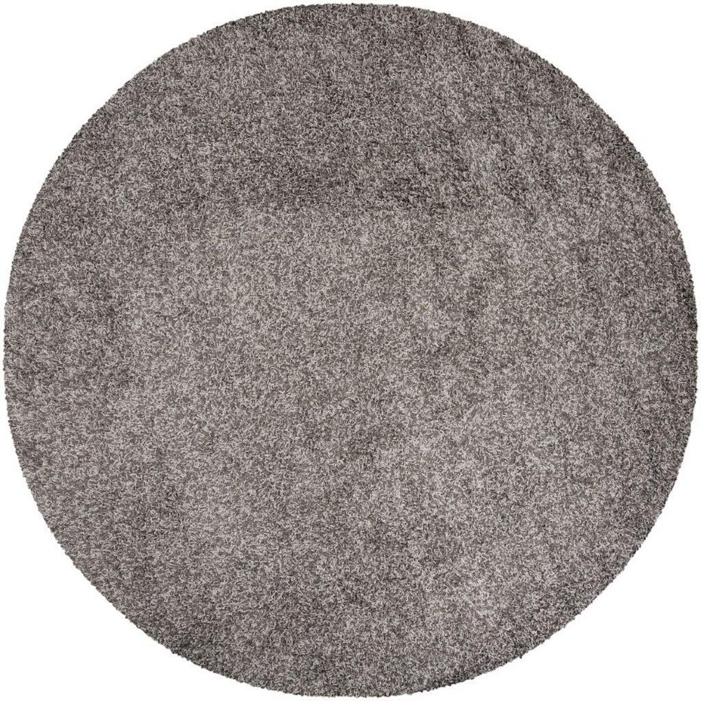 Artistic Weavers Odos Grey 8 ft. x 8 ft. Round Area Rug