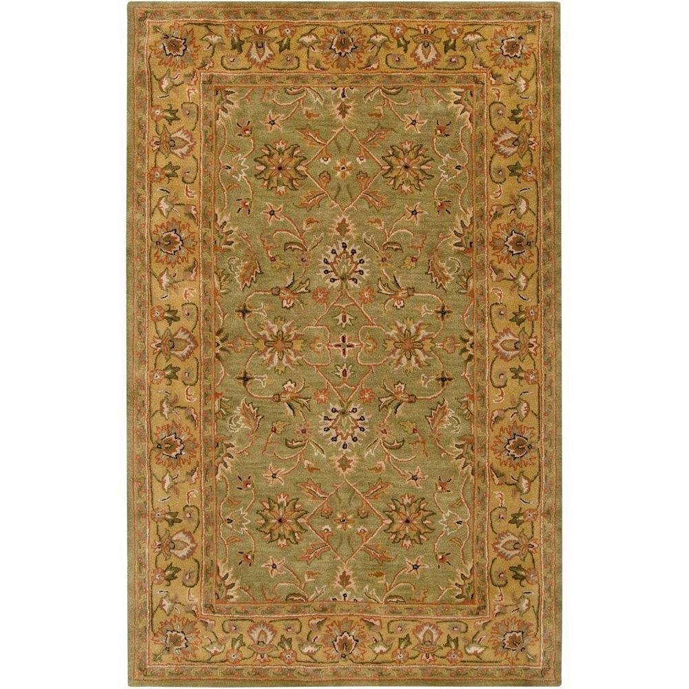 Artistic Weavers Pabu Brown 8 ft. x 11 ft. Indoor Traditional Rectangular Area Rug