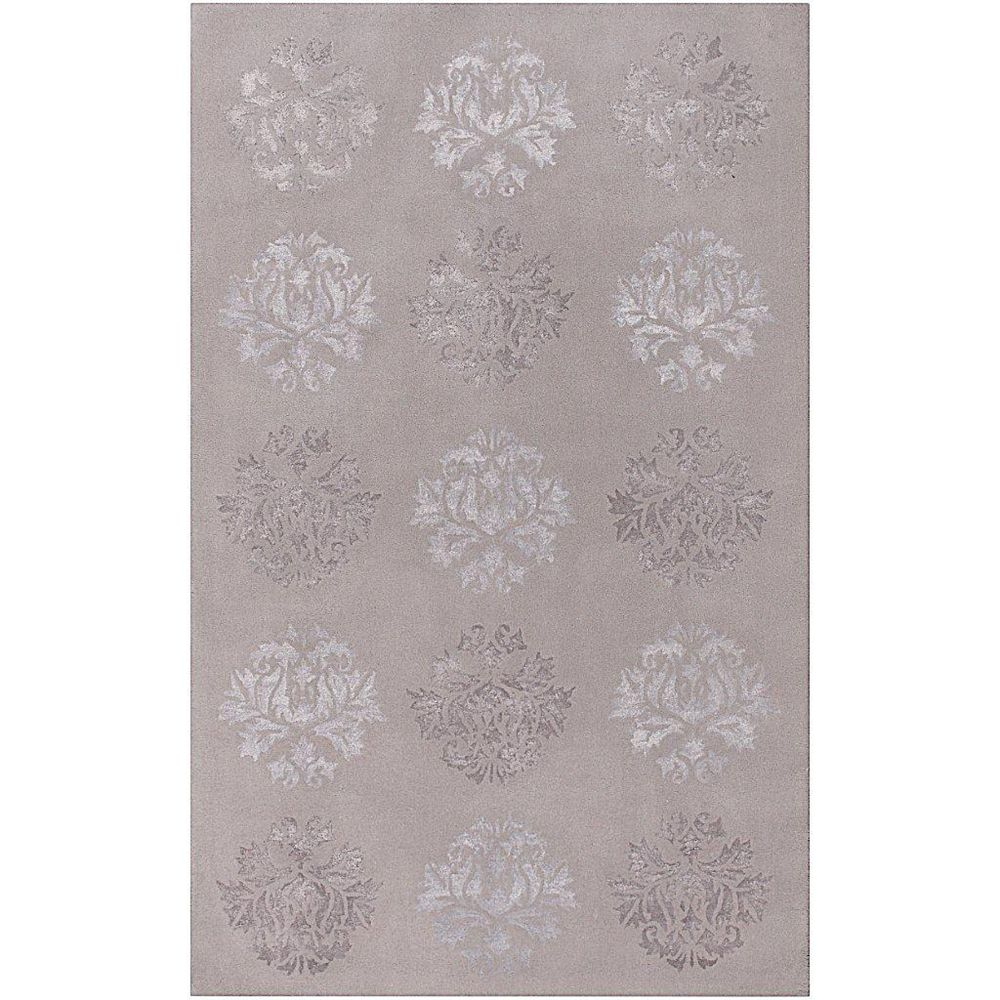 Artistic Weavers Penticton Grey 9 ft. x 13 ft. Indoor Transitional Rectangular Area Rug