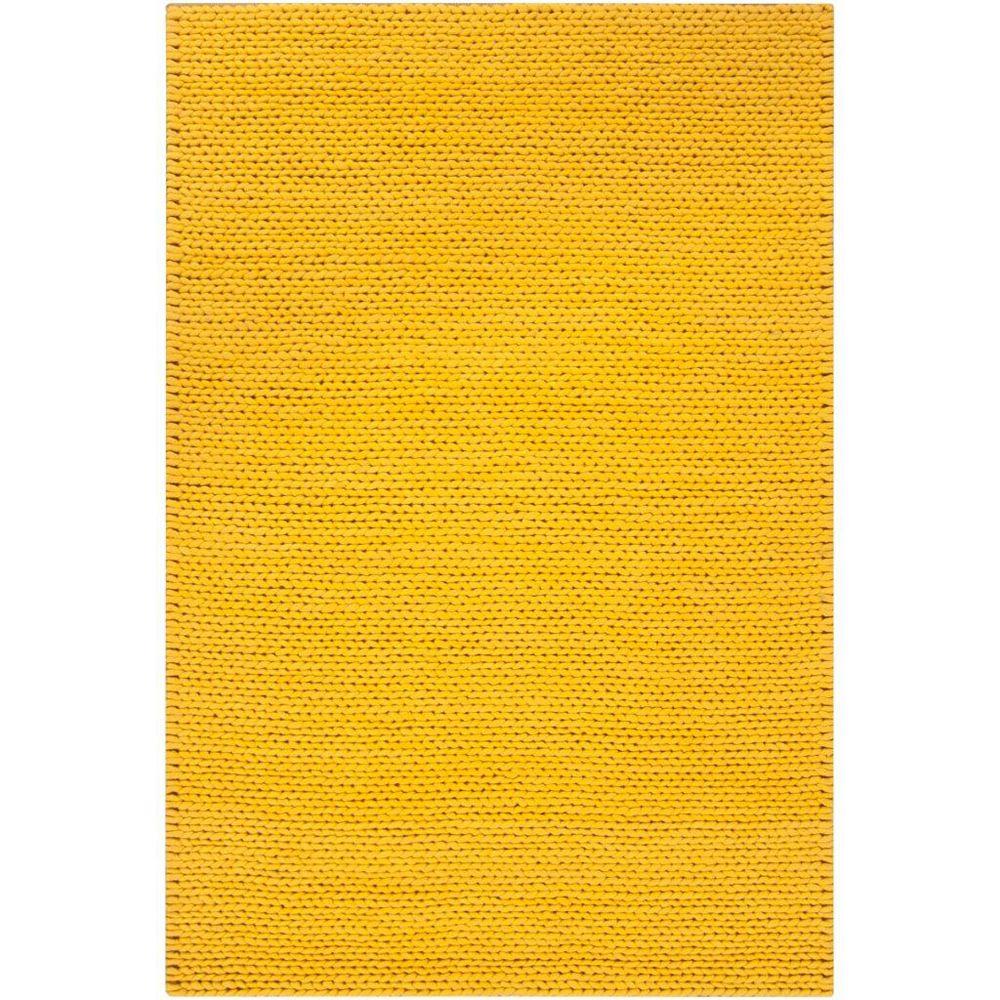 Artistic Weavers Quebriac Yellow 2 ft. x 3 ft. Rectangular Accent Rug