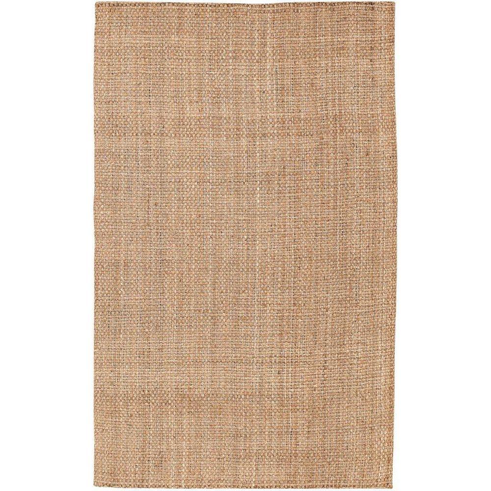 Artistic Weavers Carpette d'intérieur, 5 pi x 8 pi, tissage texturé, rectangulaire, havane Urzy