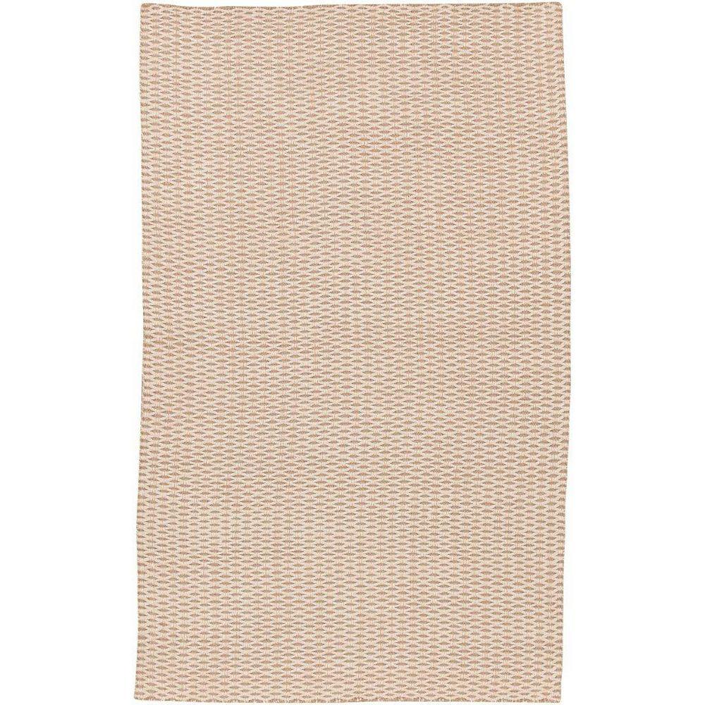 Artistic Weavers Vaas Beige Tan 5 ft. x 8 ft. Indoor Textured Rectangular Area Rug
