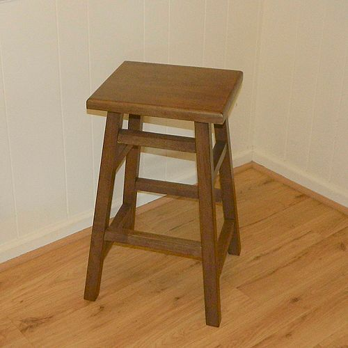 Weathered Oak 24 Inch O'Malley Pub Counter Stool
