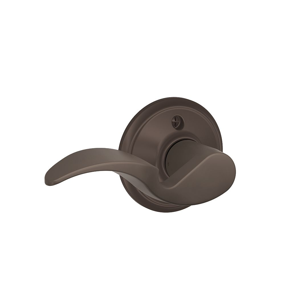 Schlage Avanti Oil-Rubbed Bronze Lefthand Lever