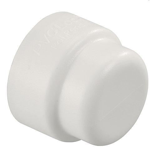 PVC-Lock<sup>®</sup> Capuchon 1,9 cm pression