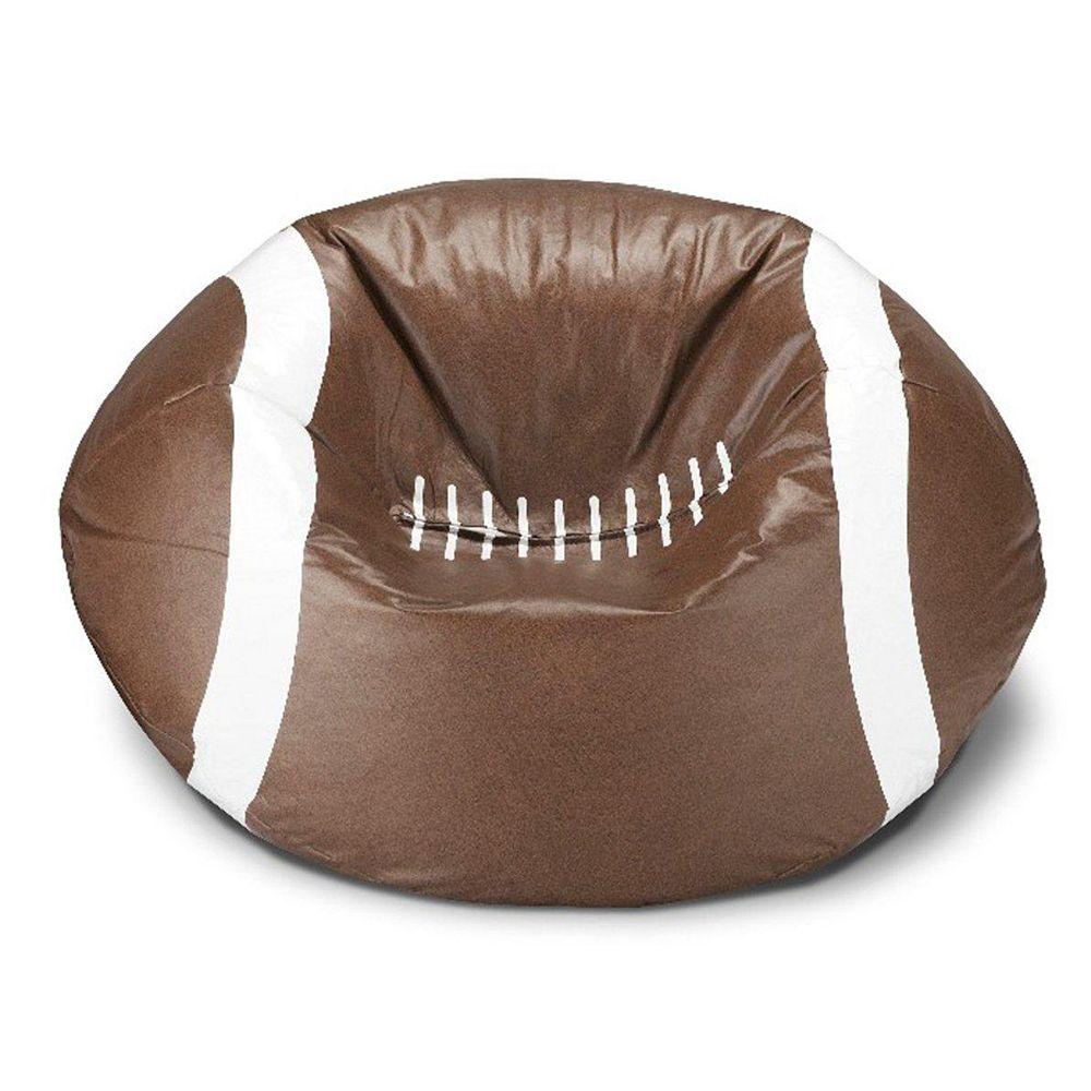 Ace Casual Furniture Football Bean Bag Chair