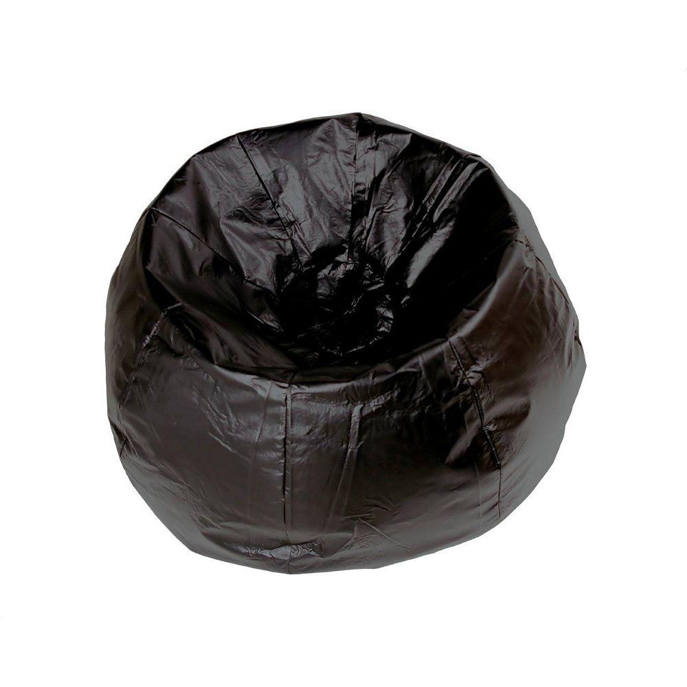 Ace Casual Furniture Fauteuil poire géant, noir - 132 pouces
