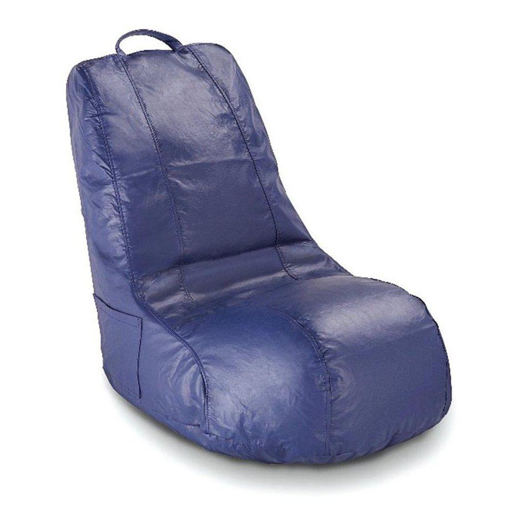 Ace Casual Furniture Fauteuil de jeu, bleu royal - 6 cubes