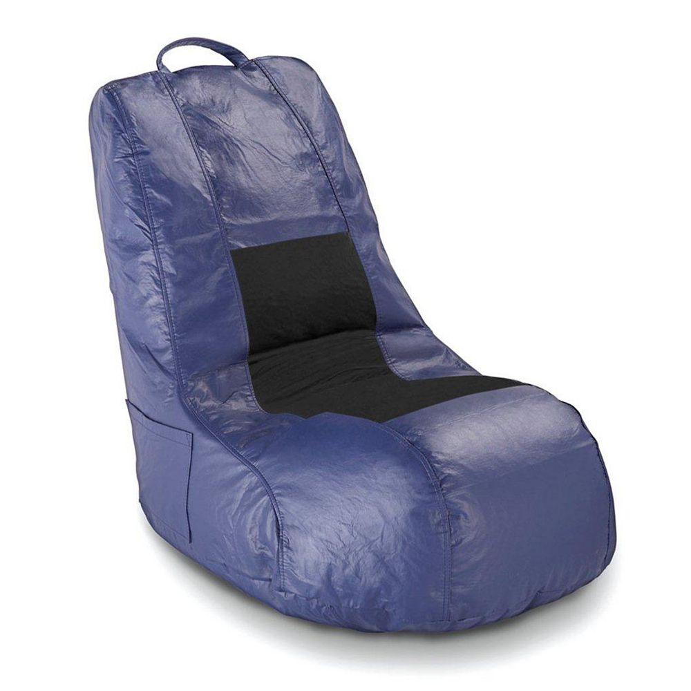 Ace Casual Furniture Fauteuil de jeu avec Lycra bleu royal - 6 cubes