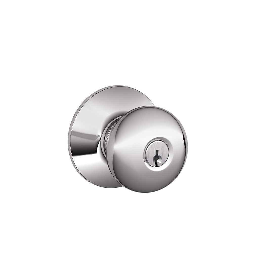 Schlage F51PLY625 PLYMOUTH A CLE      CP