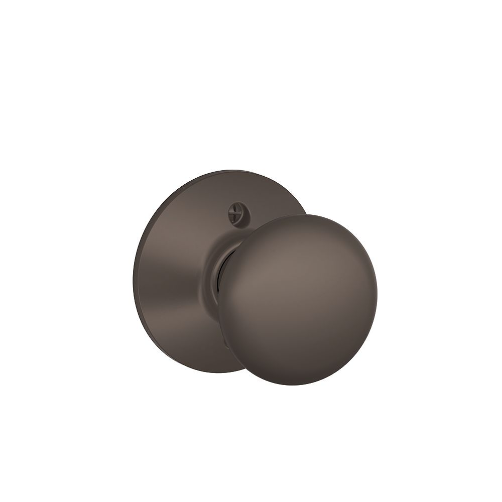 Schlage F170Ply613*Plymouth Dumy Knb Orb