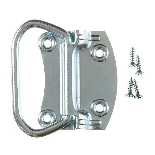 Everbilt 3-1/2 Inch  Zinc Chest Handle