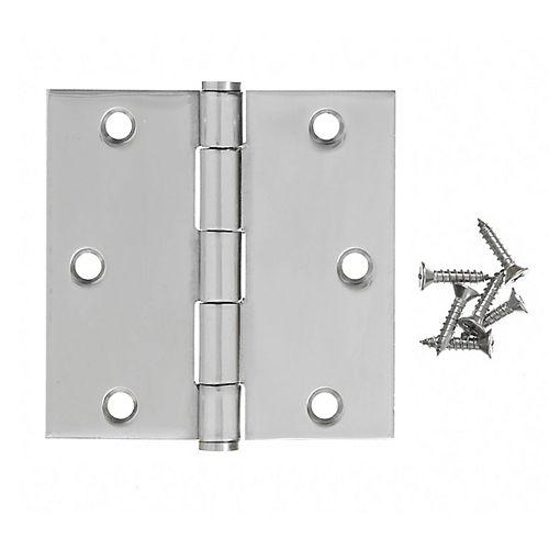 3-inch Stainless Door Hinge