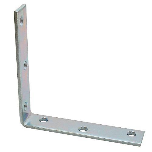 Everbilt 5 Inch  Zinc Corner Brace