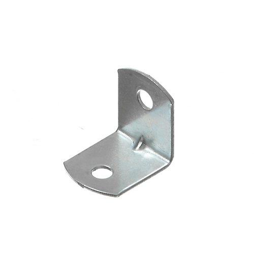 3/4 Inch Zinc Furniture Brace (4-Pack)