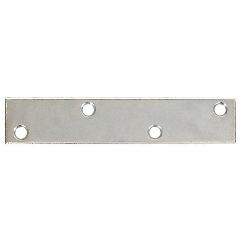 5 Inch  Zinc Mending Plate