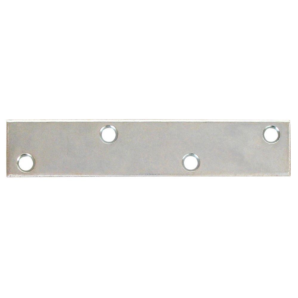 Everbilt 5 Inch  Zinc Mending Plate