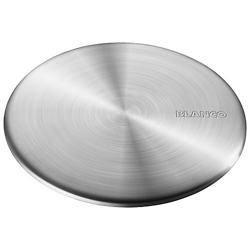 Stainless Steel CapFlow Strainer Cover