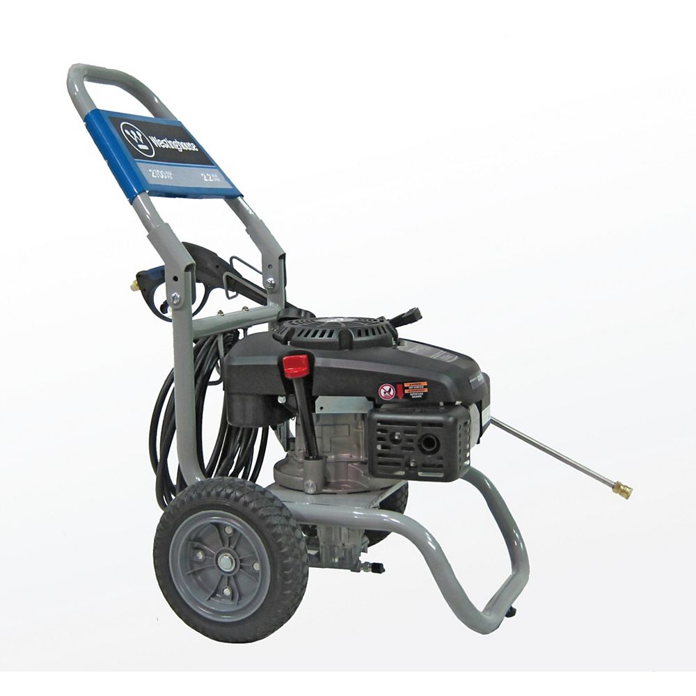 Westinghouse 2700 PSI, 2.2 GPM, 173cc OHV Gas Powered Pressure Washer