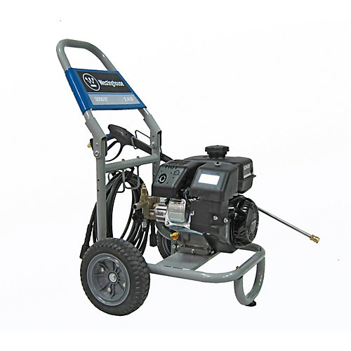 3000 PSI, 2.4 GPM, 196cc OHV Gas Powered Pressure Washer- CARB Compliant