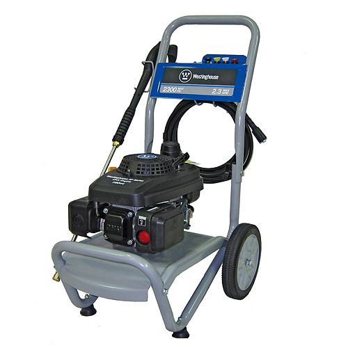 2300 PSI, 2.3 GPM, 160cc OHV Gas Powered Pressure Washer- CARB Compliant