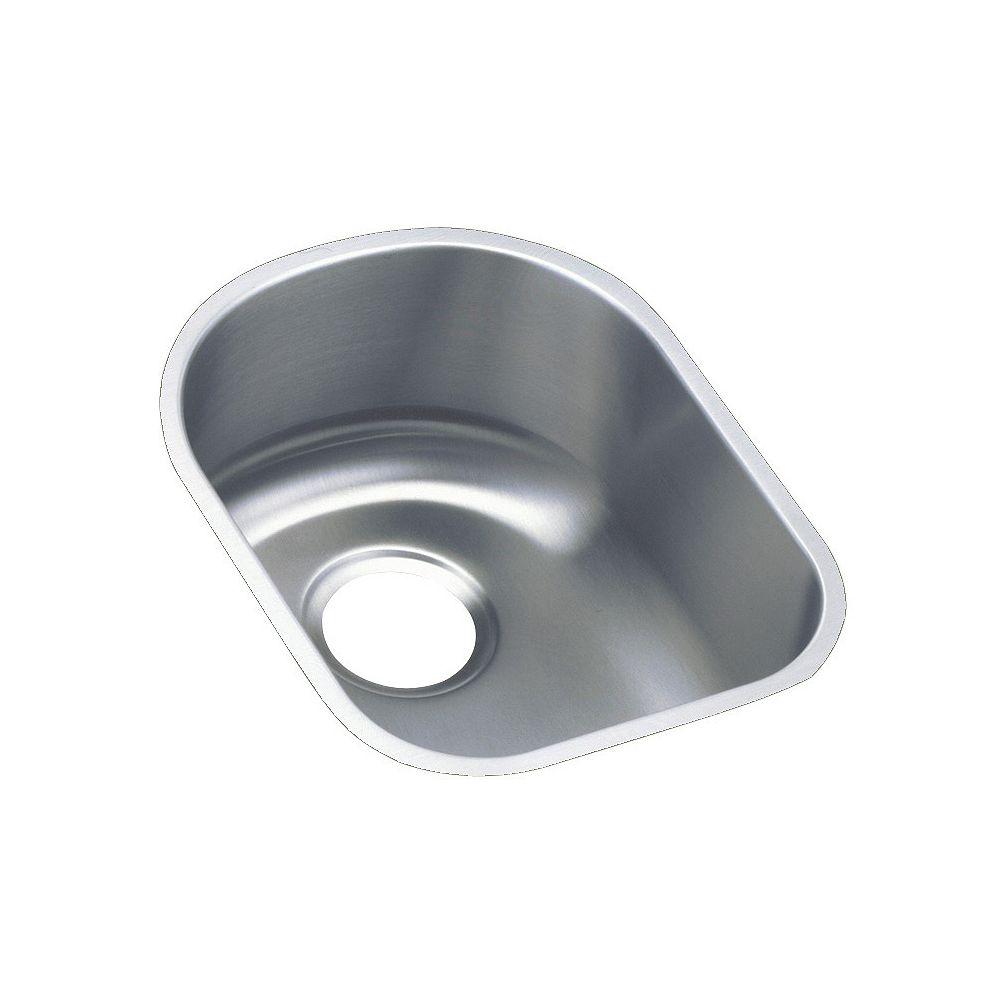 Wessan Single Bowl Undermount - 17.5 Inch x 14 Inch x 7.5 deep
