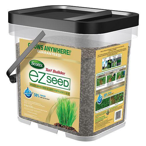Paillis, semences et engrais EZ Seed, 6,57 kg