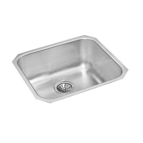 Stainless Steel Single Bowl Undermount Sink