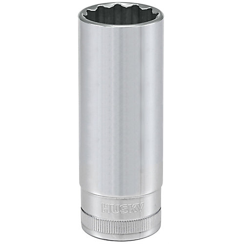 1/2-inch Drive 21 mm 12-Point Metric Deep Socket