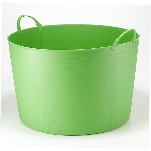 Seau rond Flexi classique de 70L - vert