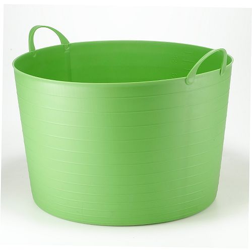 70L Classic  Round Flexi Tub - Green