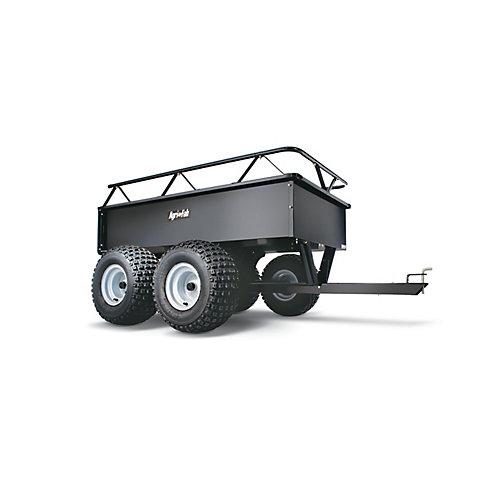 Chariot à double essieu pour VTT