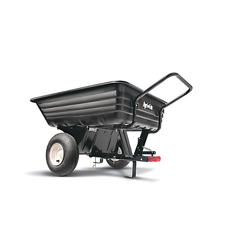 8 cu. ft. Poly Utility Cart