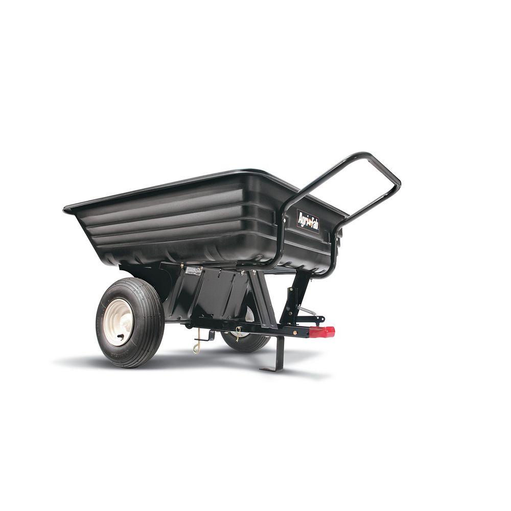 Agri-Fab 8 cu. ft. Poly Utility Cart