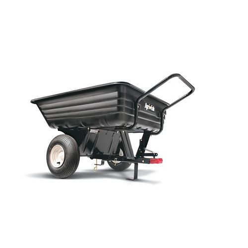 8 cu. ft. Poly Utility Cart