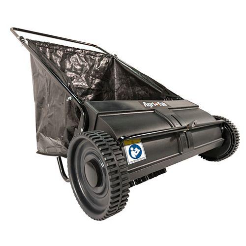 26-inch Push Lawn Sweeper
