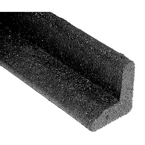 Black L Shaped Landscape Edging (6-Pack)