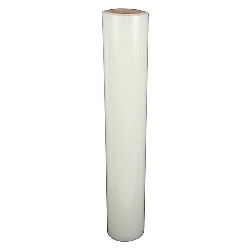 24 in. x 200 ft. Temporary Carpet Protection Film, 400 sq. ft Roll