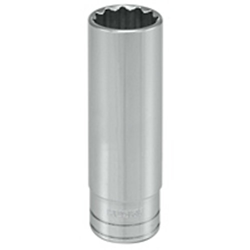 1/2-inch Drive 13/16-inch SAE Deep Socket 12-Point
