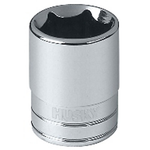 1/4-inch Drive 9/16-inch 6-Point SAE Standard Socket