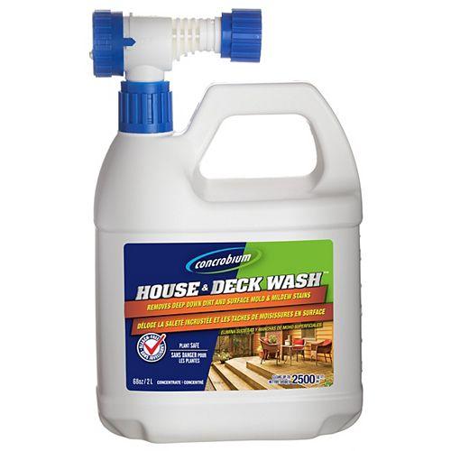 House & Deck Wash, 2L