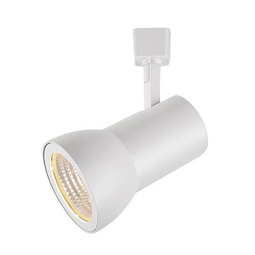 Projecteur del sur rail blanc à intensité variable- ENERGY STAR®