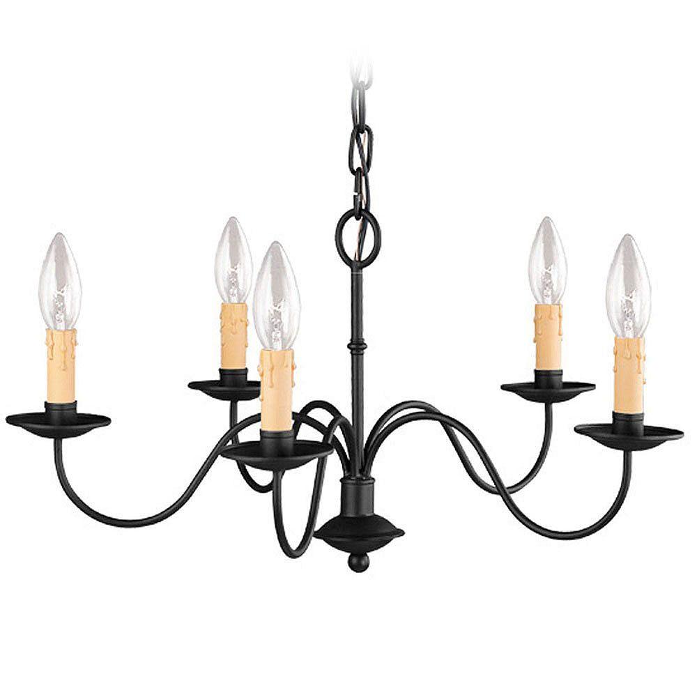 Illumine lumière accrochante avec style couleur en noir