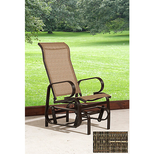 Bahia Aluminum Rocking Chair