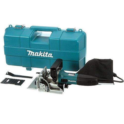 Biscuit Joiner Kit with Carrying Case