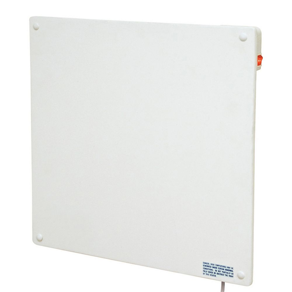 Eco-heater Ceramic 400W Wall-Mounted Panel Heater